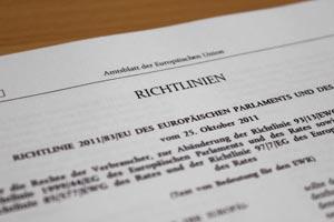 Neue Verbraucherrechtsrichtlinie umgesetzt: Änderungen ab 2014