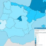 Breitbandabdeckung in Spanien