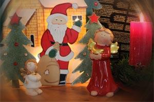 Weihnachten: Gabenbringer aus aller Welt