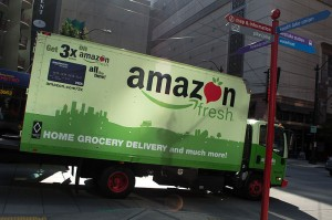 amazon fresh: Experiment oder Marktangriff?