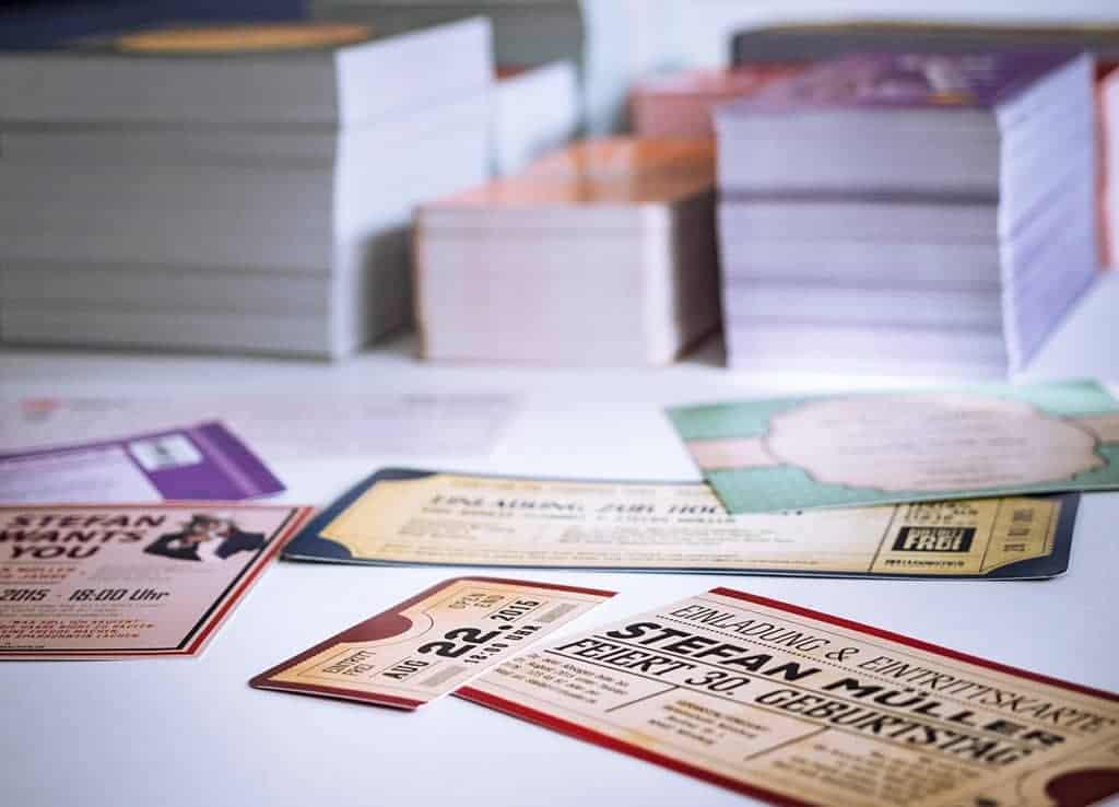Der Online-Shop Kartenmachen.de verkauft personalisierte Einladungskarten. (Foto: Kartenmachen.de)