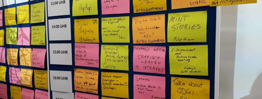 BarCamp Bonn 2018 | Sessions Freitag