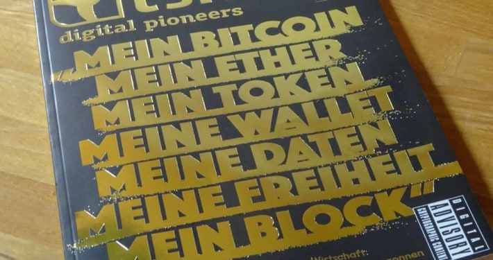 t3n 50 - Themenheft Bitcoin