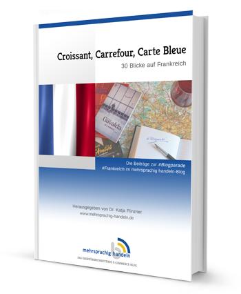 E-Book Blogparade Frankreich
