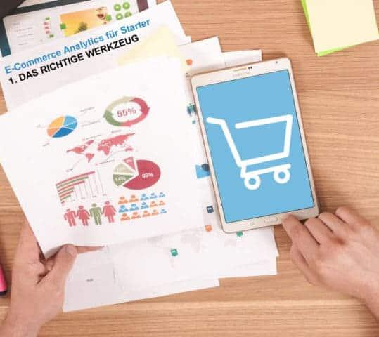 eCommerce Analytics für Einsteiger: Das richtige Werkzeug