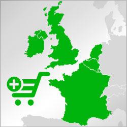 Studie zum eCommerce im westlichen Europa: Wachstum überall