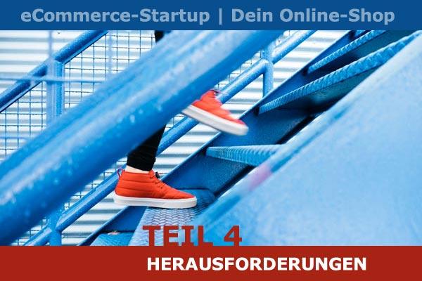 eCommerce-Startup: Herausforderungen für den Händler