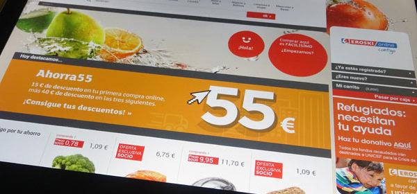 eFood in Spanien: Eroski setzt auf Multi-Channel
