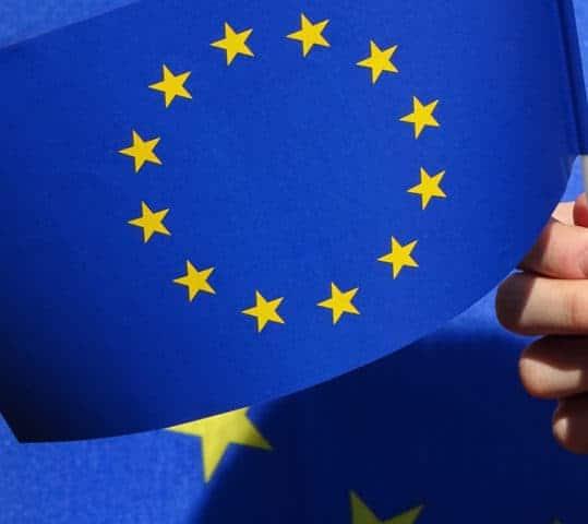 Zu Hause in Europa