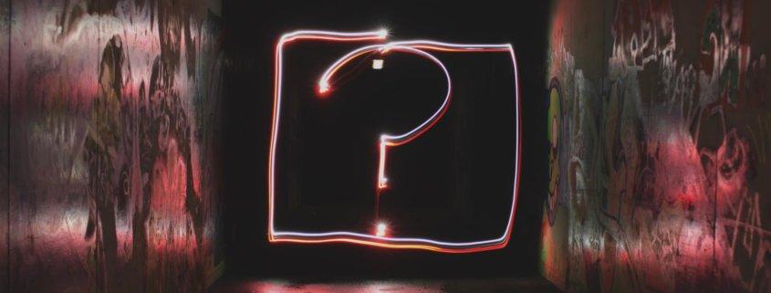 Wer die richtigen Fragen stellt, hat schon die halbe Antwort