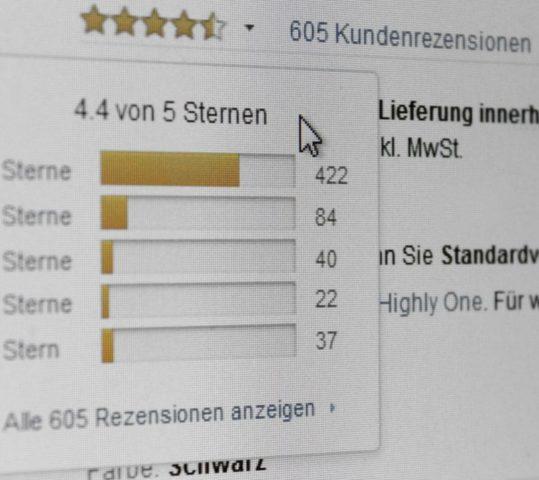 Jede Meinung zählt: Produktbewertungen im Online-Shop