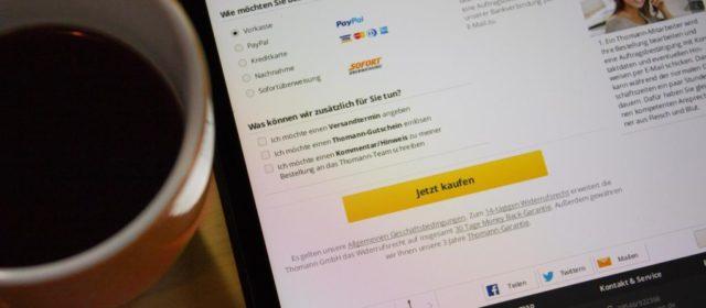 10 Tipps für die Optimierung Eures Mobile Checkout