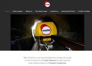 Logistik unter unseren Füßen: DHL testet Paket-Pipelines