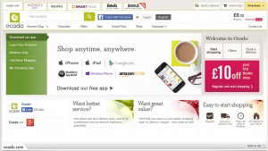 Ocado | Screenshot: ocado.com