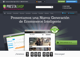 Die französische Open Source-Shopsoftware PrestaShop ist Marktführer im spanischen eCommerce.