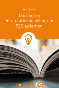 Die besten Informationsquellen, um SEO zu lernen